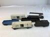 Vintage O Scale 2 Lionel Milk Cars and 3 others
