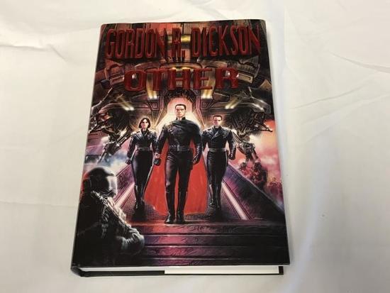 OTHER Gordon R. Dickson HC Book 1994 1St Edition