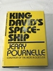 KING DAVIDS SPACESHIP Jerry Pournelle HC Book 1980