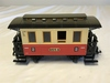 LGB G Scale 3011 #2 Red 2nd Class Passenger Car