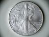 2010 1oz. Bullion American Silver Eagle Coin .999