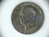 1972 D Eisenhower Dollar 40% silver