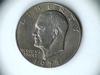 1977 Eisenhower Dollar 40% silver