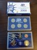 2000-S US Quarters and Mint Proof Set