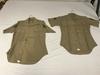 USMC MARINE CORPS Lot of 2 Men's E-4 Service Khaki