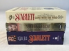 GONE WITH THE WIND Scarlett, VHS & Audio Cassette