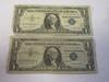 1957-A  $1 Silver Notes