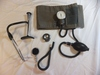 Stethoscope, Blood Pressure Sleeve, and Parts