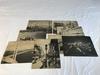 Lot of 8 Vintage California JUMBO POST CARDS