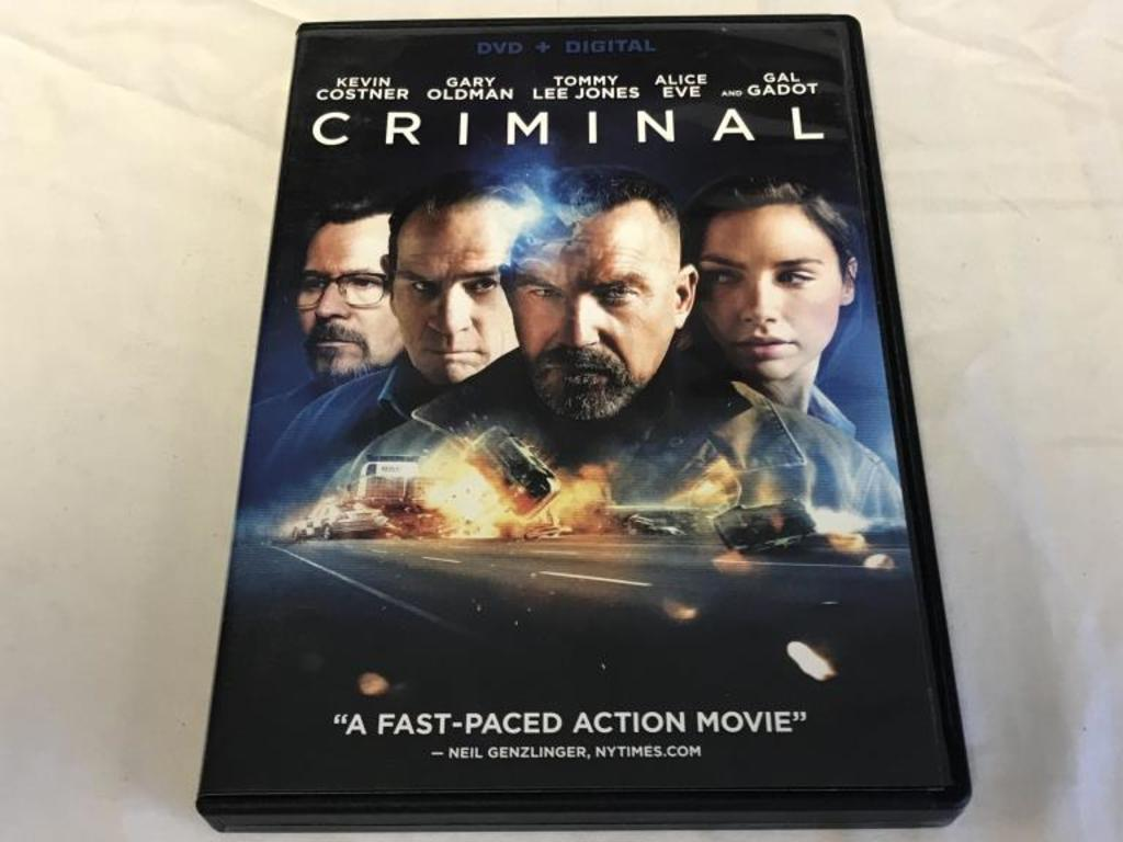 Jexters Timed Online DVD & BLU-RAY Auction 7/28/19