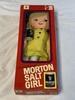 Vintage 1974 Morton Salt Girl Doll Mattel with box