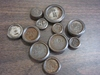 Lot of 11 Various Small Weights