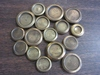 Lot of 16 Various Small Weights