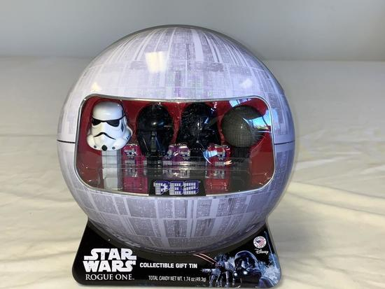 PEZ Star Wars Rogue One Gift Set  Collectible Tin