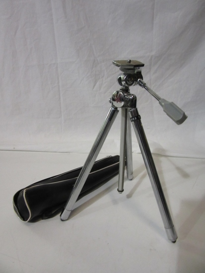 Small Camera Tripod w/ Bag