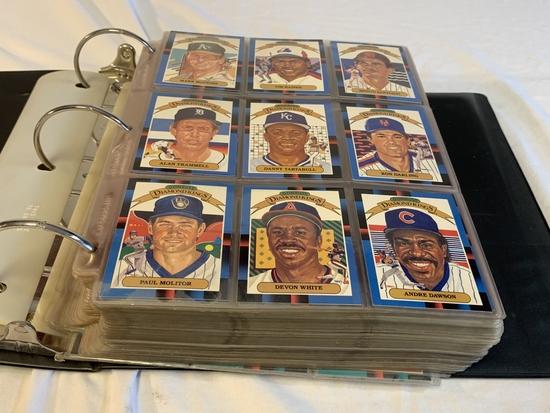 1988 Donruss Baseball complete set 1-660 Cards