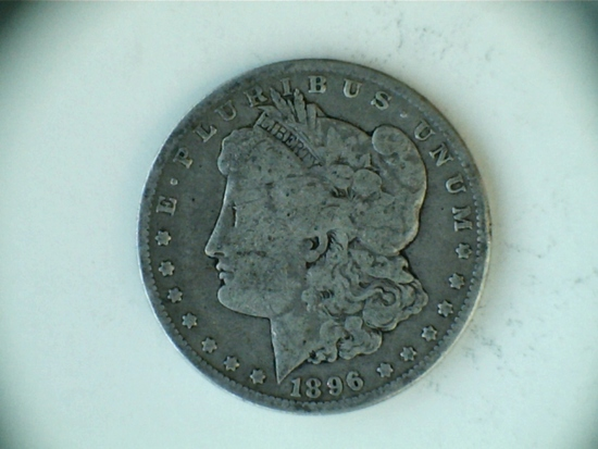 1896-O .90 Silver Morgan Dollar