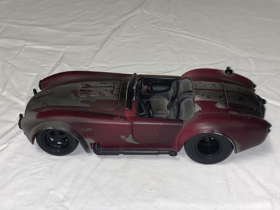 1965 Shelby Cobra 427 Barn Find 1/24 Diecast