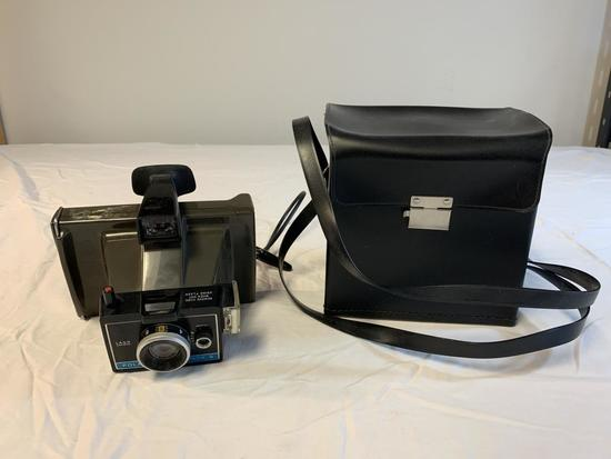 Vintage Polaroid Colorpack II Land Camera w/ case