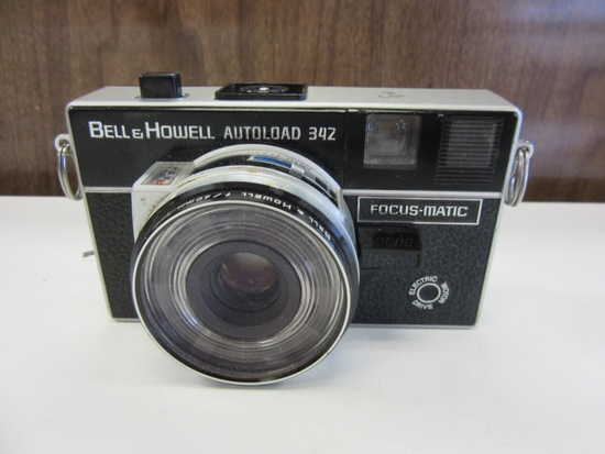 Bell & Howell Autoload Model 342 Camera