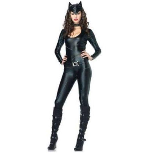 FELINE FEMME FATALE Costume Size Medium NEW