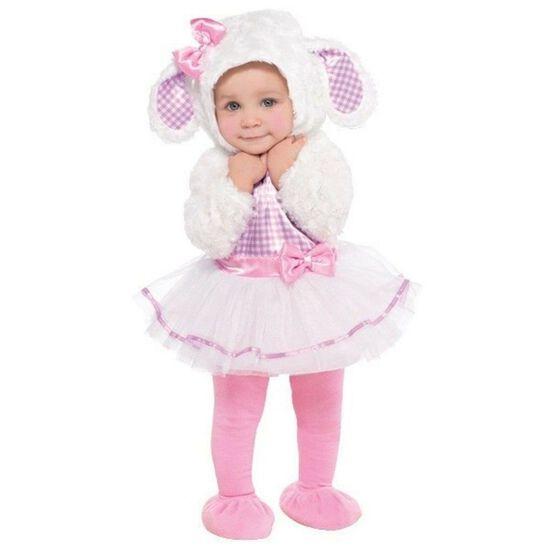 LITTLE LAMB Infant Costume 12-24 Months NEW