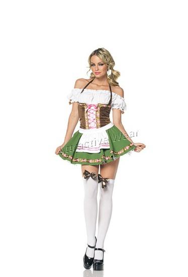 GRETCHEN Adult Costume Size Medium NEW