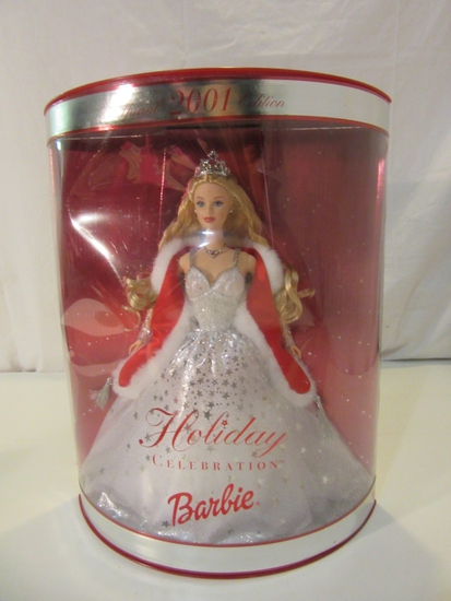 2001 Special Edition Holiday Barbie