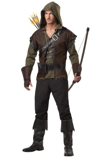 ROBIN HOOD Adult Costume Size Medium NEW