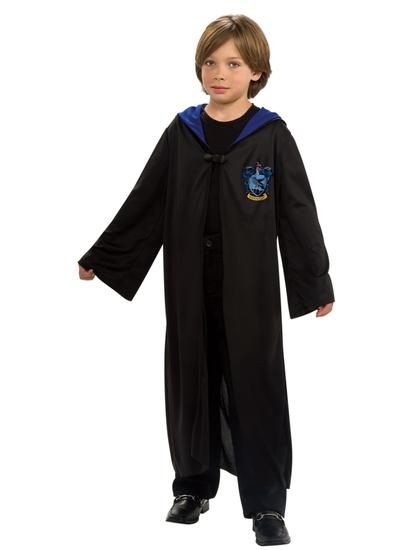 HARRY POTTER Ravenclaw Robe Child Costume NEW L