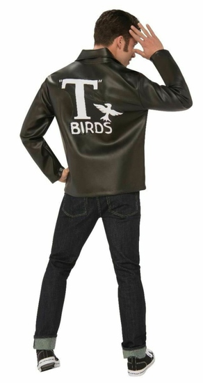 GREASE T-Birds Jacket Adult Costume Size SMall NEW
