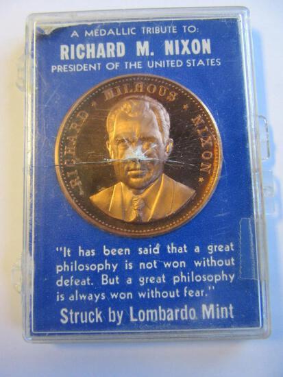 Lombardo Mint Richard M. Nixon Medal