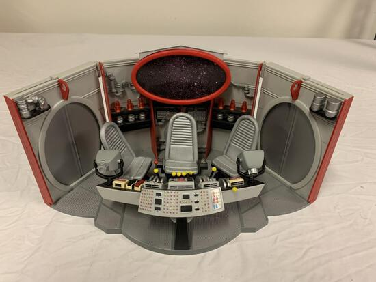 The Muppets In Space Control Center Play Set