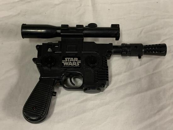 Vintage 1978 Kenner STAR WARS Han Solo Blaster Toy