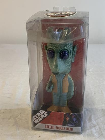 Funko Wacky Wobblers Star Wars Greedo Bobble-Head
