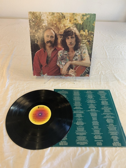 DAVID CROSBY/GRAHAM NASH Wind On The Water LP