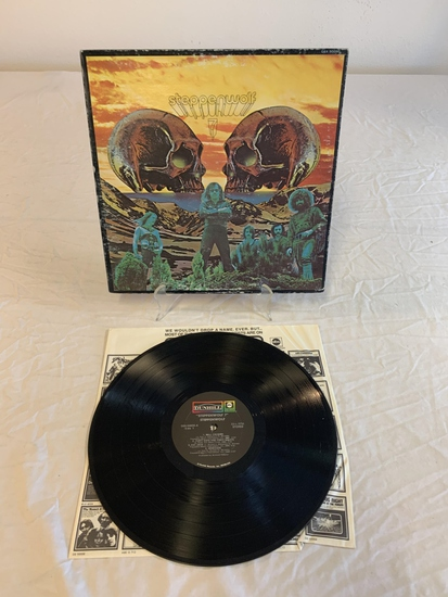 STEPPENWOLF 7 LP Album Record 1970 Dunhill Records