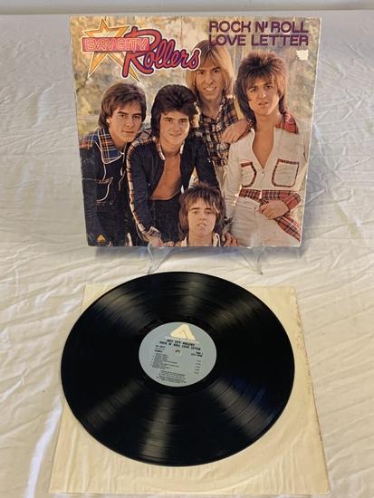 BAY CITY ROLLERS Rock n Roll Love Letter LP Album