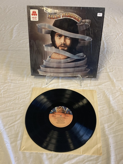 THE ALAN PARSONS PROJECT Tales Of Mystery And Imag
