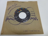 PAUL ANKA I Love You, Baby 45 RPM Record 1957