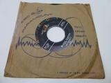 JOE BENNETT Black Slacks 45 RPM Record  1957