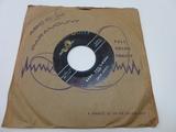 JACK SCOTT Baby, She's Gone 45 RPM Record 1957