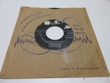 THE ROVER BOYS Graduation Day 45 RPM Record 1956