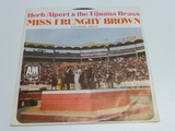 HERB ALPERT A Banda 45 RPM Record 1967