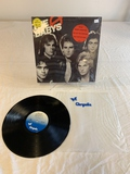 THE BABYS Union Jacks LP Album Record 1980