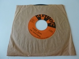 THE MARATHONS Peanut Butter 45 RPM Record 1961