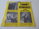 TOMMY EDWARDS I Really Don't Want…45 RPM Record 19