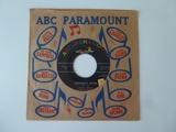 PAUL ANKA Summer's Gone 45 RPM Record 1960