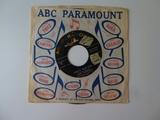 STEVE LAWRENCE Pretty Blue Eyes 45 RPM Record 1959