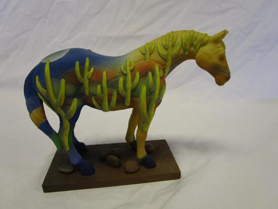 """Trail of Painted Ponies """"Saguaro Stallion"""""""